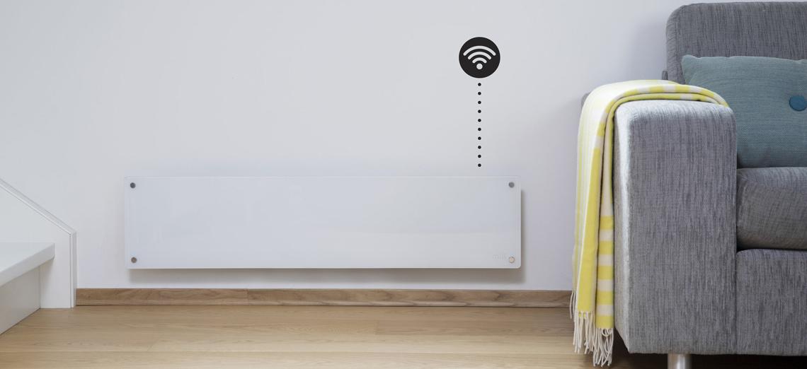 Nye panelovner med WiFi