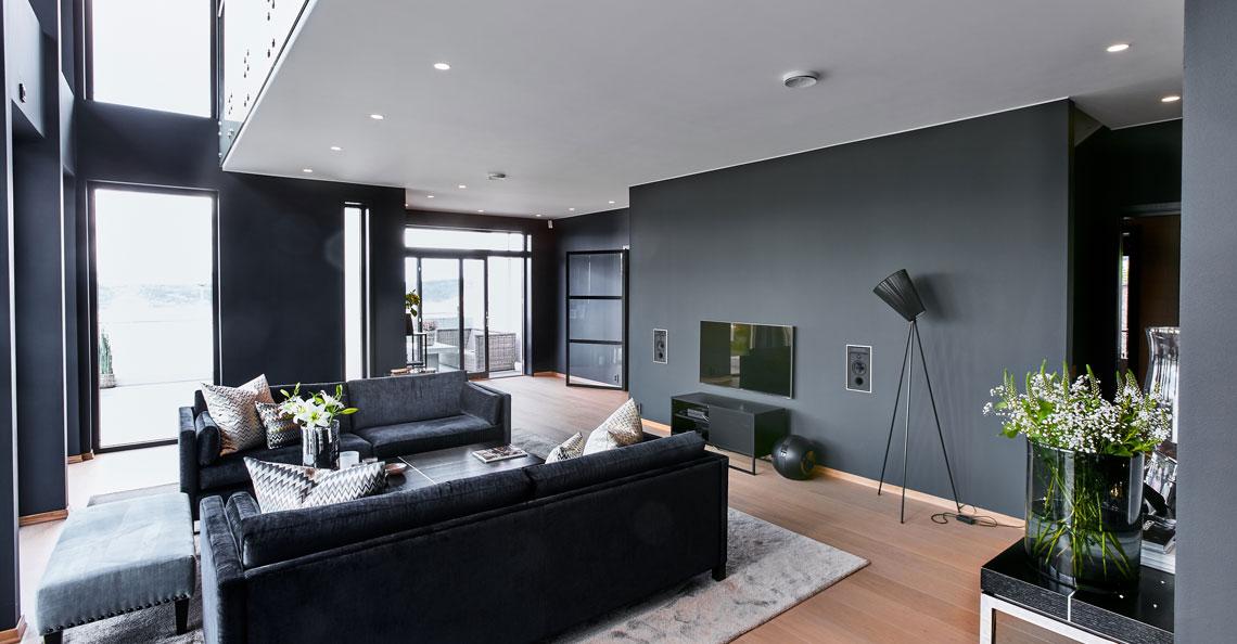 Artikkel om belysning i stua
