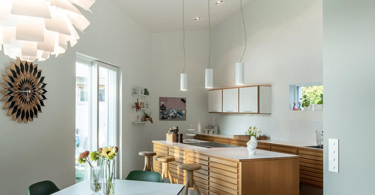 Belysning på kjøkken | Elektroimportøren AS