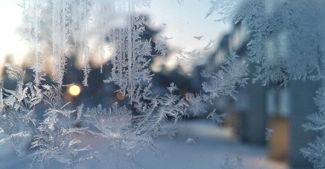 Frostsikring av hytta