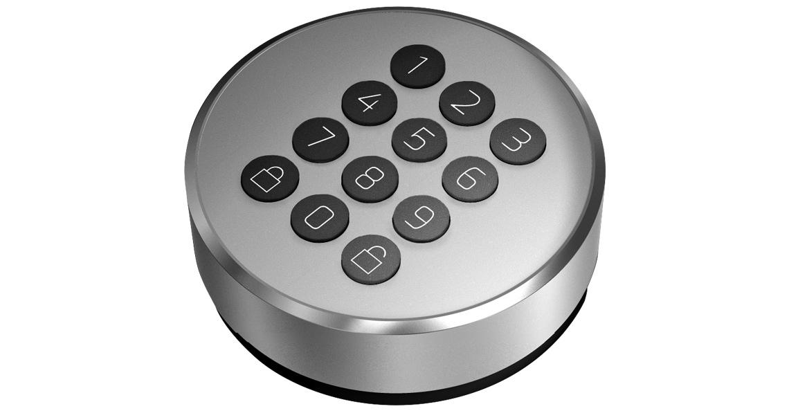 Danapad V3 gir deg PIN-kode til dørlåsen din