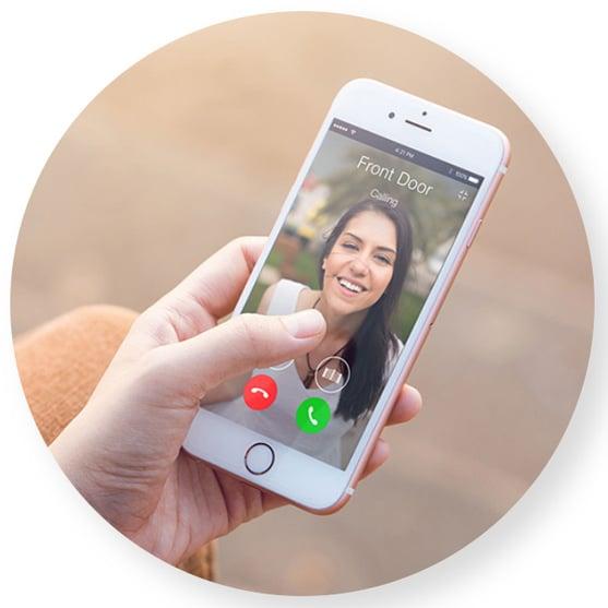 Fibaro intercom - App-styring