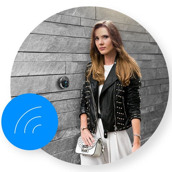 Fibaro intercom - Bluetooth gjenkjennelse