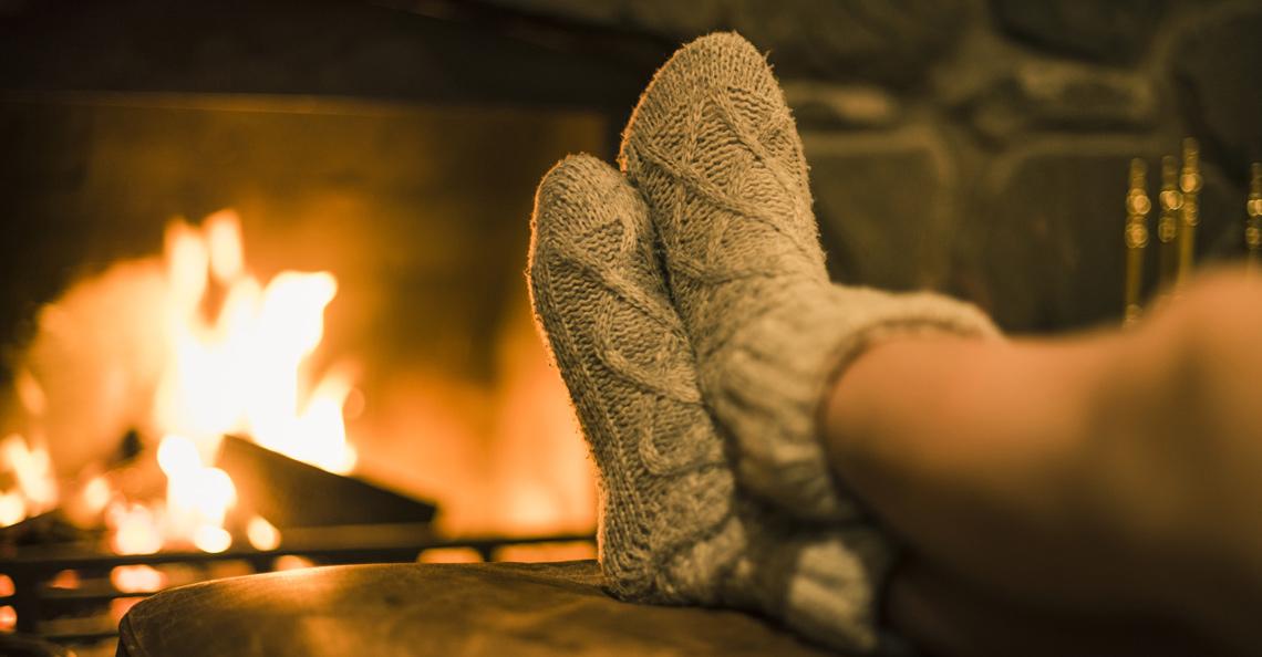 Brannsikkerhet er like viktig på hytta som hjemme