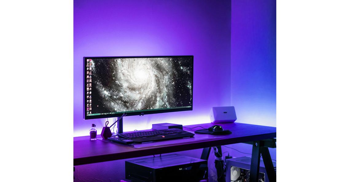 LIFX RGB når du ønsker muligheten til fargebelysning