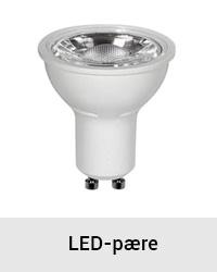 Stort utvalg av Namron LED-pærer