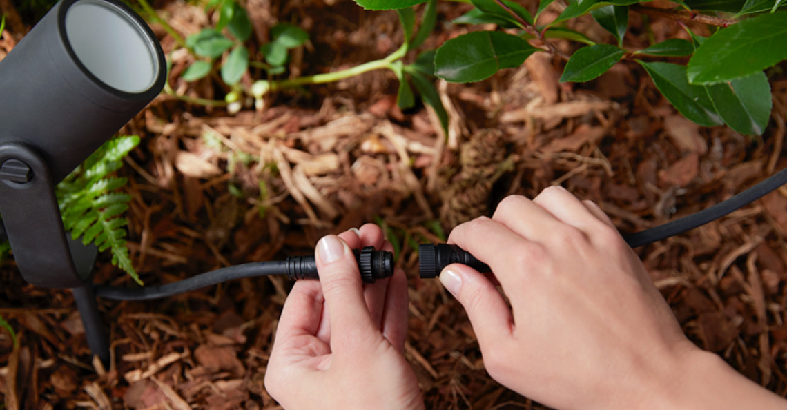 Philips Hue outdoor- du kan koble det opp selv