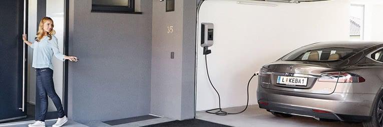 Elbillader Ladestasjon for elbil | Elektroimportøren AS