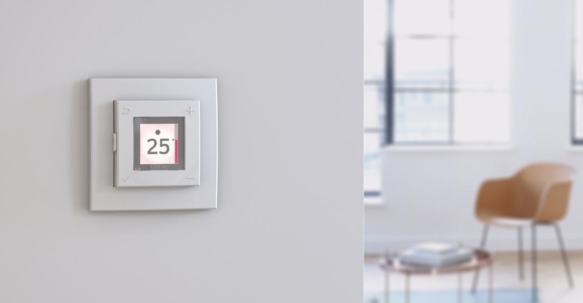 Elektrisk varmestyring er billig og miljøvennlig