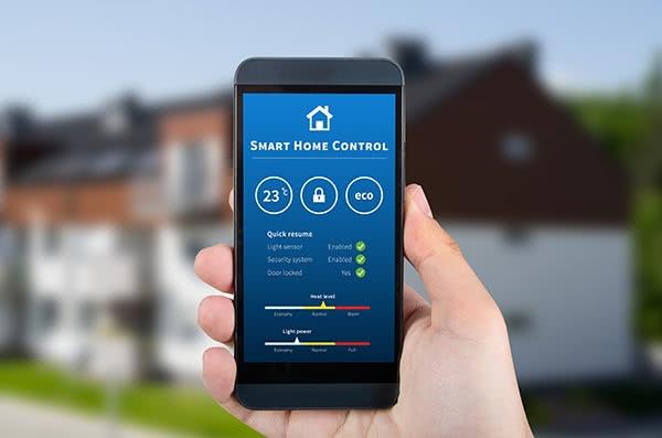 Smart hus = smart hytte