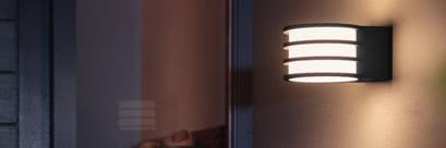 Philips Hue utendørsbelysning bilde