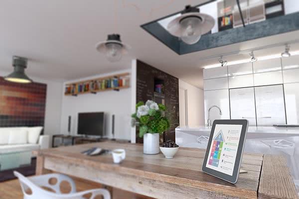 Varmestyring i smarthus - la varmen følge deg