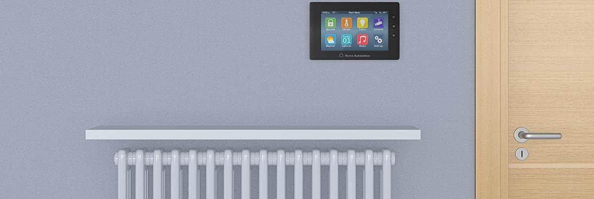 Varmestyring i smarthus toppbilde