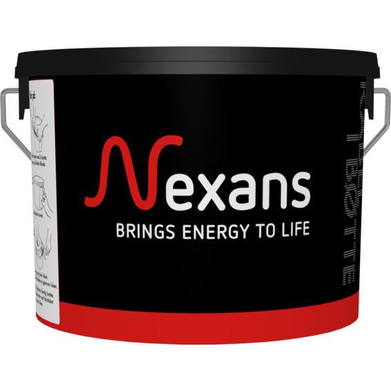 Nexans PFXP 500V 3G1,5 Bøtte 70m 1060410 PFXP bøtte/bunt