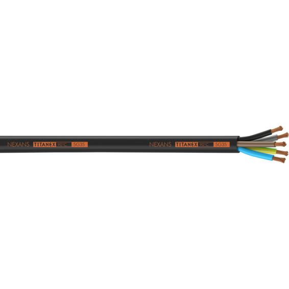 Gummikabel TITANEX H07RN-F  4G50