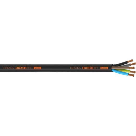Gummikabel H07RN-F LX 5G10