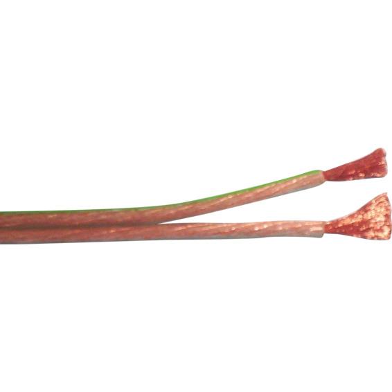 H�ytalerkabel transp FLF 2x1,5