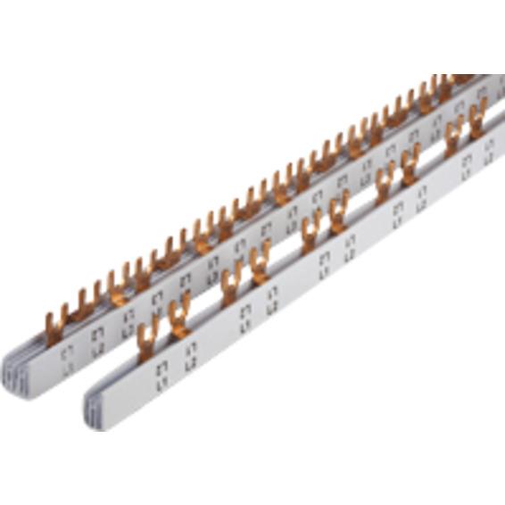SAMLESKINNE 4P FOR 1+N 2POL/2MOD FORDELINGSKAP CV046916