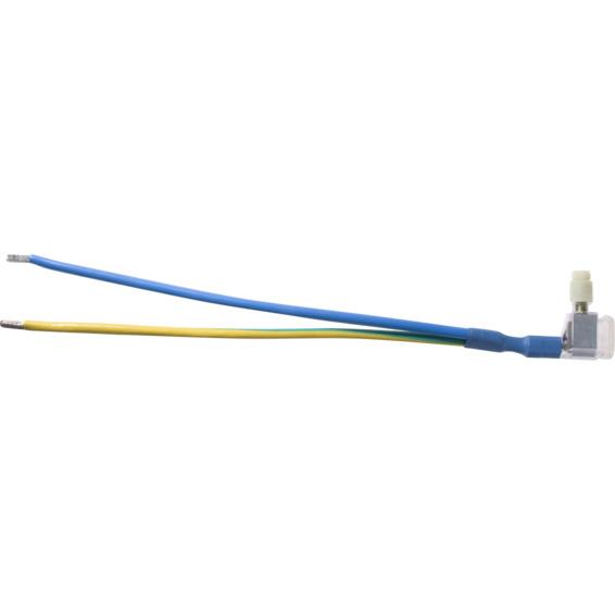 AL/CU-Overgang 16-50 Blå/GG 400V 345mm