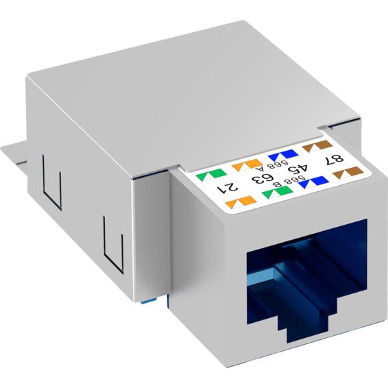 Kanal GK kat 6 stp RJ45 kontakt skjermet ASM-C6 G