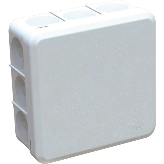 KOBLINGSBOKS IP65 75X75MM