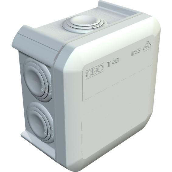 Koblingsboks OBO T40 IP55