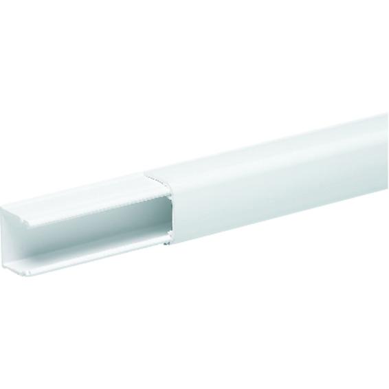 Schneider Minikanal OL 1820 1 rom hvit PVC