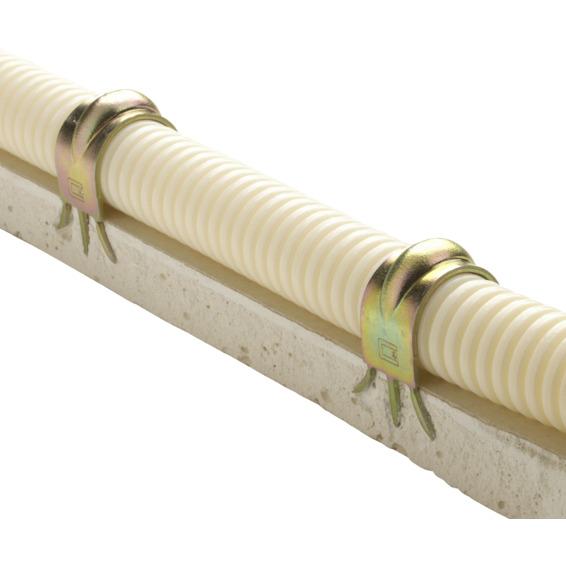 Castor C-FIX GR-16 For feste av 16mm rør og kabler på gips