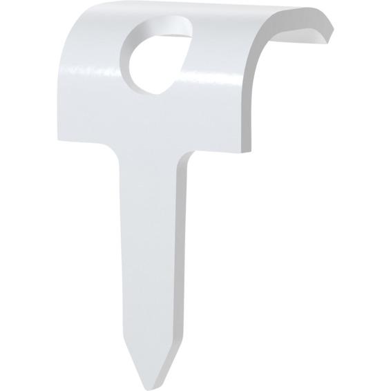 Castor TP-spesialklammer TP-O-12 PR2x1,5+2x2,5 200 stk