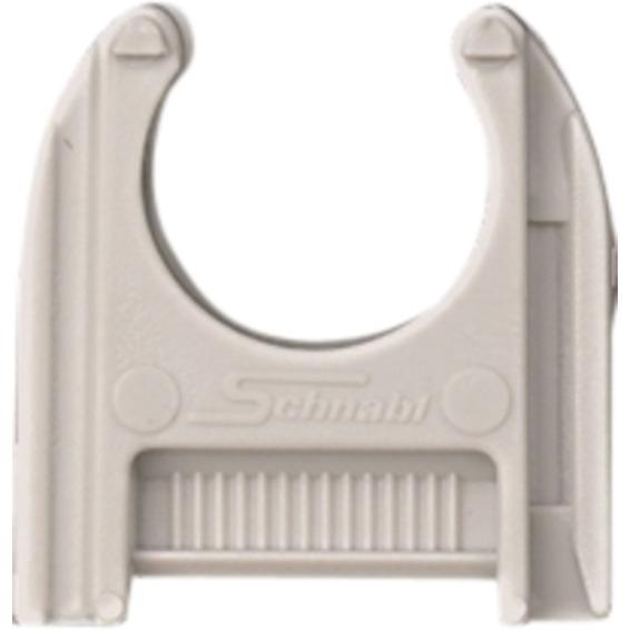 Schnabl EC 16 For rør 16mm Grå 1323120 Castor Klammer