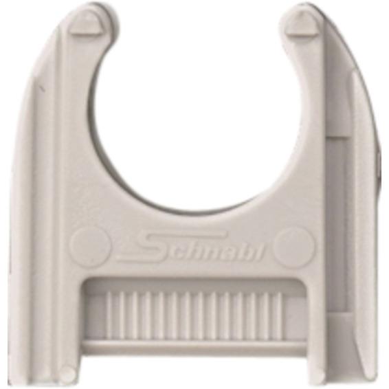 Schnabl EC 20 For rør 20mm Grå 1323123 Castor Klammer