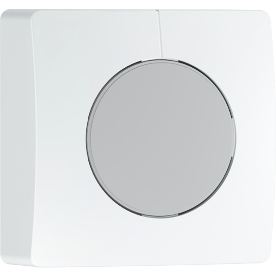 Steinel Fotocelle NightMatic NM 5000-3 Kvadrat Com1 Hvit 1403675 Fotocelle