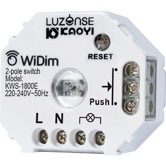 Unilamp WiDim C WiFi-Switch 8A 2-pol 1405985 Wi-Fi adapter