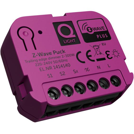 Q-Light Z-Wave Puck