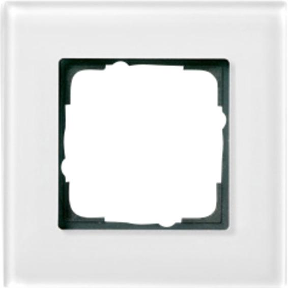 Bilde av 1-h Ramme Hvitt Glass Esprit Micro Matic
