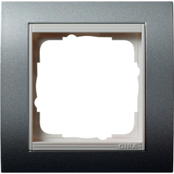 Bilde av 1-h Ramme Alu-hvit Event Micro Matic