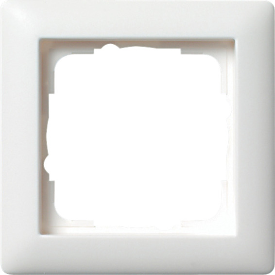 Bilde av 1-h Ramme Hvit Std 55 Micro Matic