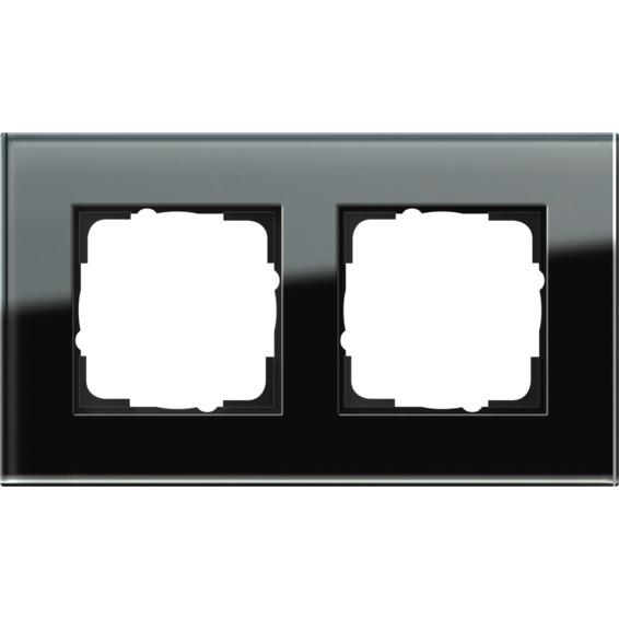 2-H RAMME SVART GLASS ESPRIT