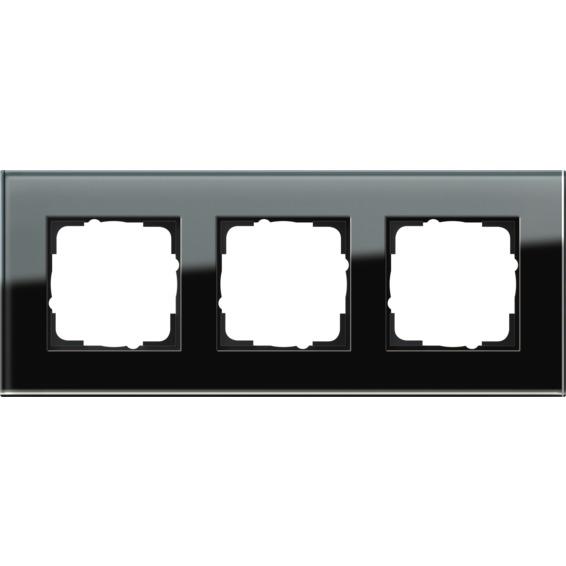 3-H RAMME SVART GLASS ESPRIT