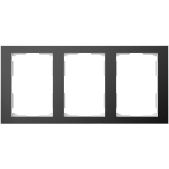 Elko Plus Layer ramme AL/SO 3x1,5H