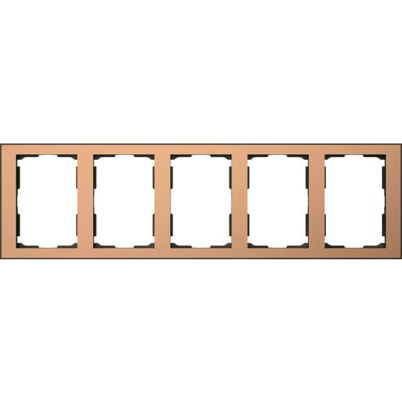 Elko Plus Layer ramme So/Cu 5x1,5H