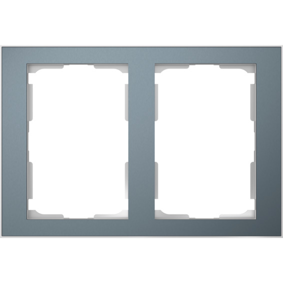 Elko Plus Layer ramme AL/Tinn 2x1,5H