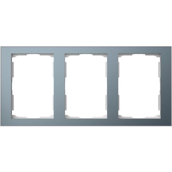 Elko Plus Layer ramme AL/Tinn 3x1,5H
