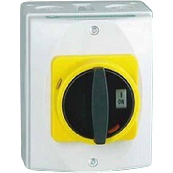 Sikkerhetsbryter 3 pol 32 Amp
