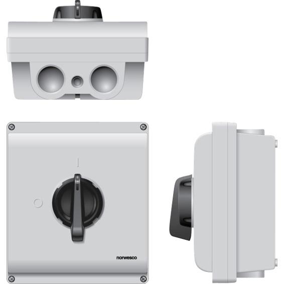 Sikkerhetsbryter SA363/M40