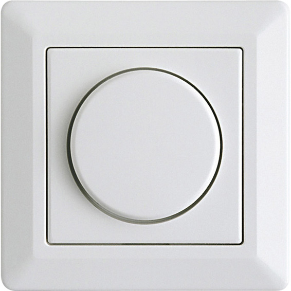 Dimmer 1000W for 230v n.pære,halo