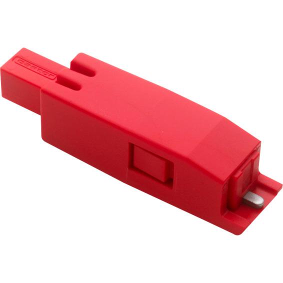 Castor GTP-MICRO Innslagsverktøy Hardplast for TP/G Klammer 151509 Castor Klammer