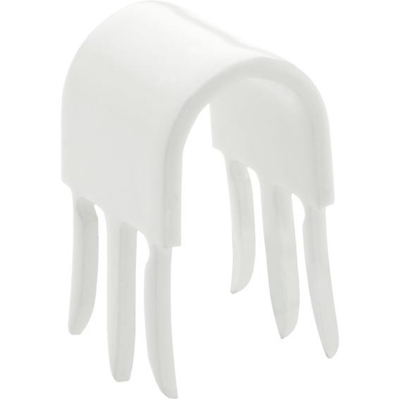 Castor Gipsklammer GK-O2 PR 2x2,5mm2 Plastbelagt Hvit 20 stk