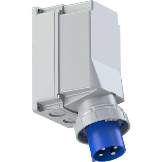 Apparatinntak IP67 125A 3P+J 230V9H