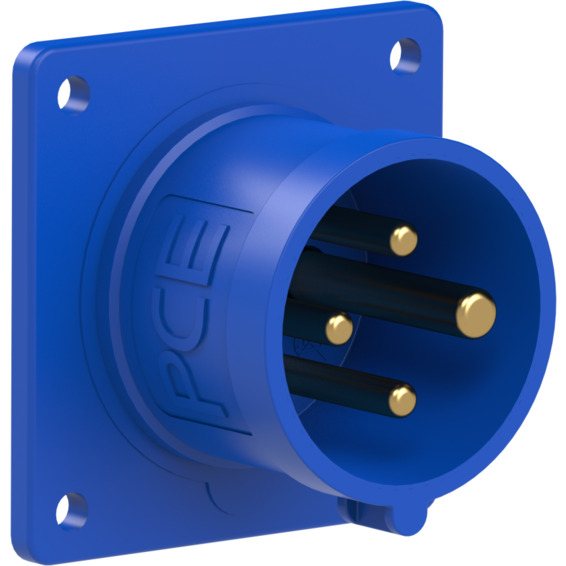 Apparatinntak Innf. IP44 16A 3P+J 230V 9H